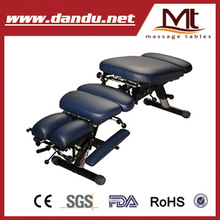 "MT ""IRON-280"" Fixed folding chiropractic table"