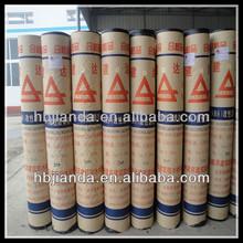 SBS Modified bitumen waterproofing membrane SBS/APP bitumen roll roofing membrane
