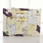 Cute Animal Organic Cotton Newborn Baby Clothes Set Wholesale Hot Sale 2014 KD-J030