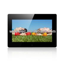 hot sale digital photo frame 10 inch digital photo frame led factory price