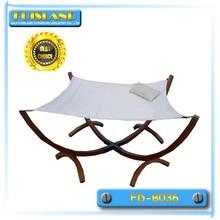 Hot sales indoor wood swing hammock