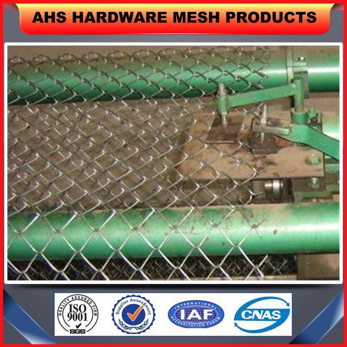AHS 416 ISO9001 AHS 2014 High quality black aluminum fence