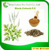 Manufacture of Black Cohosh Extract Triterpenoid Saponis