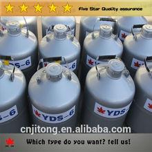 YDS-6 new small capacity liquid nitrogen container,dewar liquid nitrogen tank