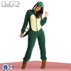 Super Soft Long Sleeve Hooded Pajama Fleece Wholesale Animal Onesies