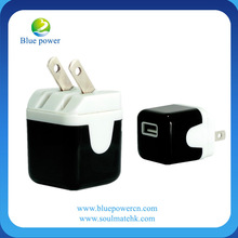 Hot new products for 2015 5V 2A folding plug wall USB charger for iphone charger