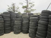 Made in Japan automotive used car tire radial various brands with the best price