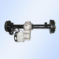 60v 1000w brushless China alibaba manufacturer differential motor with rear axle