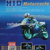 Factory direct moto hid xenon slim kit