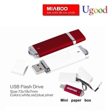 Cheapeast USB 2.0 custom plastic USB,Bulk buy USB flash memory,Wholesale OEM print logo pendrive