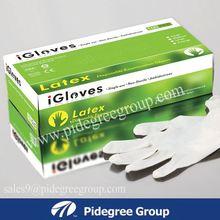 latex gloves vietnam/medical disposable gloves