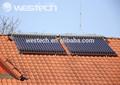 westech split a presión calentador de agua solar