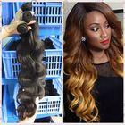 Fashionable soft texture human hair 100% virgin hair brazilian hair weave