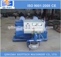 La industria de revestimiento de suelos de pretratamiento de la máquina de voladura, la calle equipo de limpieza/superficie de la carretera piso granallado máquina