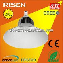120W LED high bay light Mean Well driver high power high lumin 3 years warranty