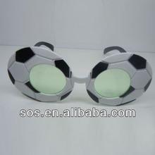 Plastic Glasses Football Glasses Fancy Glasses