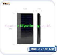 Fashionable Outer Design Rechargerable Mini Travel Solar mobile power