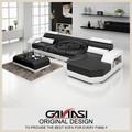 Alibaba toptan kanepeler, yumuşak hattı deri kanepeler, modern deri kanepe