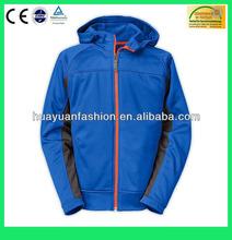 mens full zipper hooded sweatshirt/2012 blank high quality hoody - 6 Years Alibaba Experience