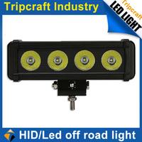High Quality 40W LED LIGHT BAR ,9-32v 3400Lm Car LED Light Bar 12v,Military,Agriculture,Marine,Mining Work Light