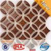 LJ JY-G-109 Decorative China Ceramic Mosaic Tile Glazed Dark Brown Foshan Ceramic Tiles Non Slip