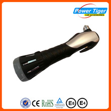 New Design Auto Emergency Break Glass Hammer With Flashlighting