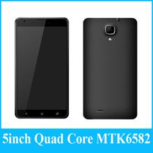 5 inch Quad Core 4GB ROM 1GB RAM MTK 6582 Android Phones