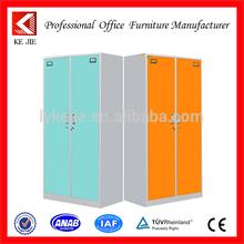 Metal 2 Door Colorful Locker, Metal Locker, Steel Locker for Office or School