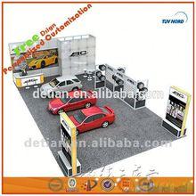 Expo stand personnalisé pour salon de l'auto à Shanghai