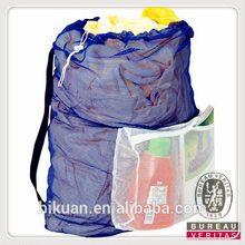 Economic promotional woven storage fabric bag hand pump