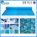hottest design piscina piscina ao ar livre durável piscina pvc material do forro