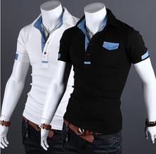 Alibaba China factory new design custom high quality lycra cotton short sleeve men polo t shirts,t shirts for men