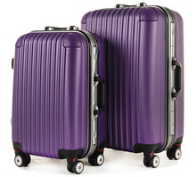 2014 new classic hot sale colourful vantage eminent telescopic handle trolley travel luggage bags