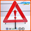2014 red safety reflective warning triangle for emergency