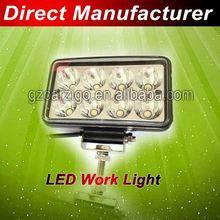forklift led work lights / only 0.5% defective rate led working light 27w led / remote control led work light