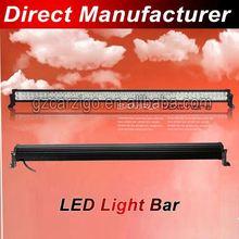waterproof off road led light bar / led 4x4 light bar off road / flashing led light bar