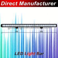 De una sola fila led light bar / campo a través del carro barra de luz / luz portátil