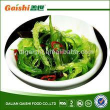 coltivazione biologica tipo e insalata di alghe prime sacchetto impaccante