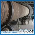 Four rotatif pour calcinating calcaire de videur machines