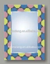 decorative craft mirror pieces