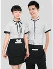 Custom Made Hotel Restaurant Waiters Waitress Uniforms
