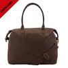 fashional custom designer wholesale promotional travel / sports leather messenger bag man