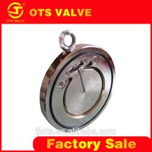 CV-LY-003wafer type single disc valve check
