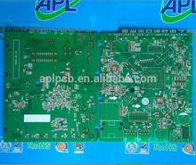 FR4 PCB, OSP double sided rigid PCB