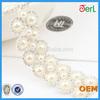Factory wholesale beautiful pearl decorative rhinestone chain