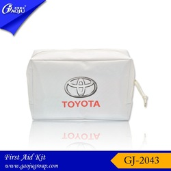 GJ-2043 16years factory experience emergency first aid kit,car first aid kit,emergency kit