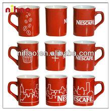 NESTLE CERAMIC MUG/CERAMIC COFFEE MUG
