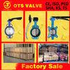 BV-SY-098 butterfly valve korea pneumatic