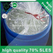 70% texapon sles n70 chemical 68891-38-3 or 68585-34-2 68891-38-3 or 68585-34-2