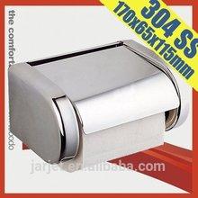 stainless steel 304 toilet paper holder